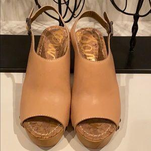 Sam Edelman 'Camilla' Wedge Sandal NWOT